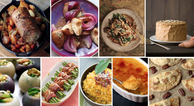 Thanksgiving #3: Eclectic Eats