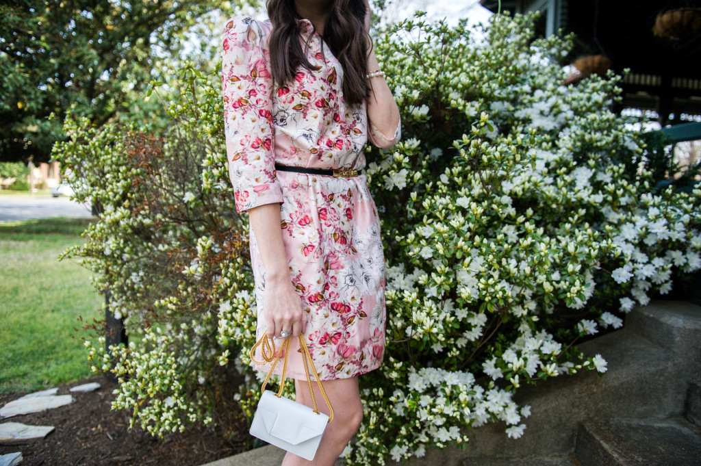 anthropologie floral shirtdress spring-3