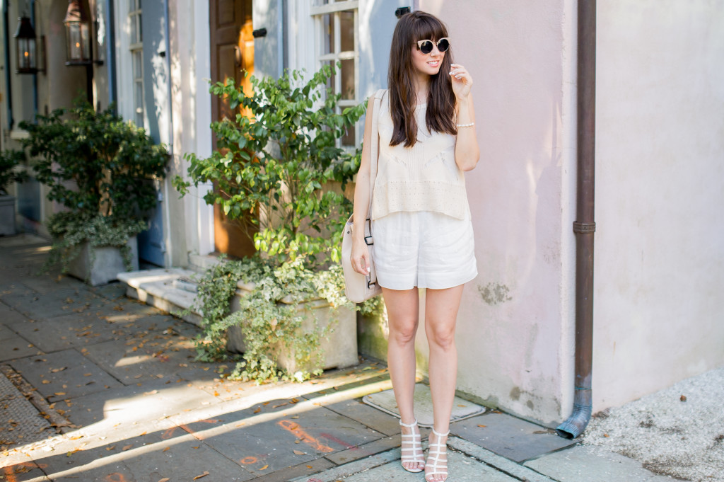 anthropologie white shorts summer-14