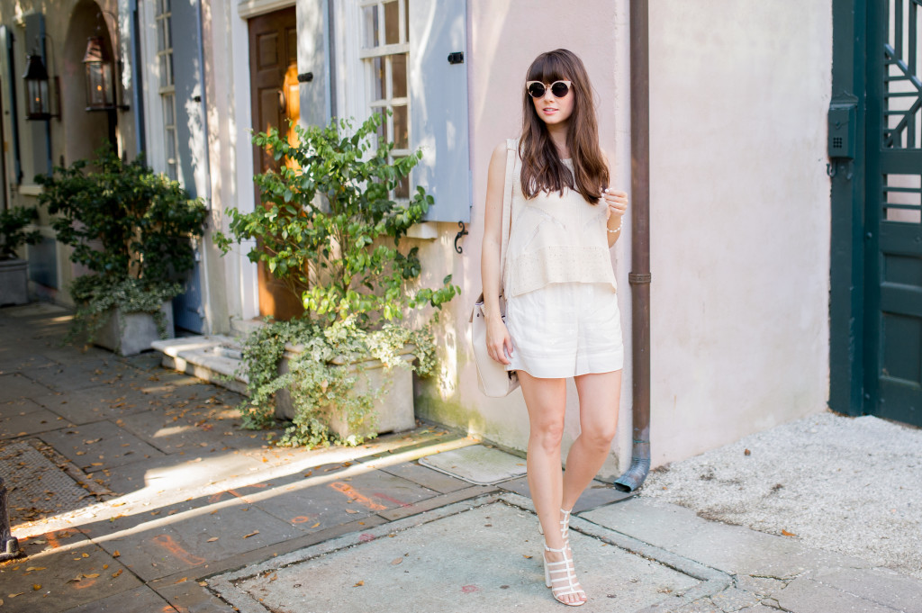 anthropologie white shorts summer-15