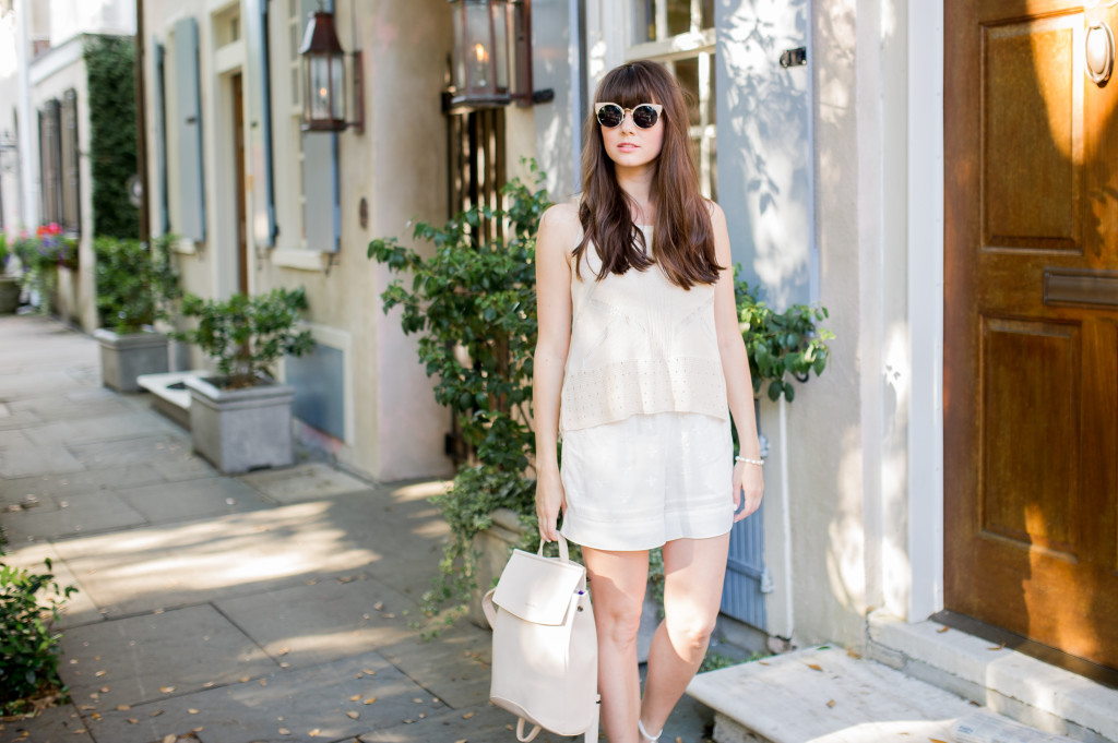 anthropologie white shorts summer-3