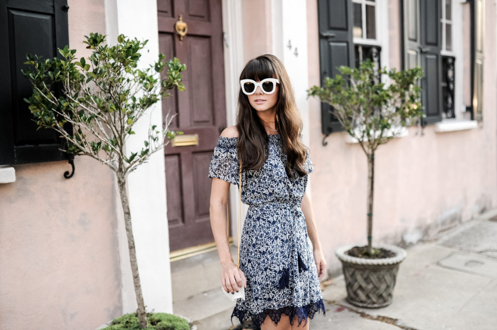 anthropologie blue greylin dress charleston-8