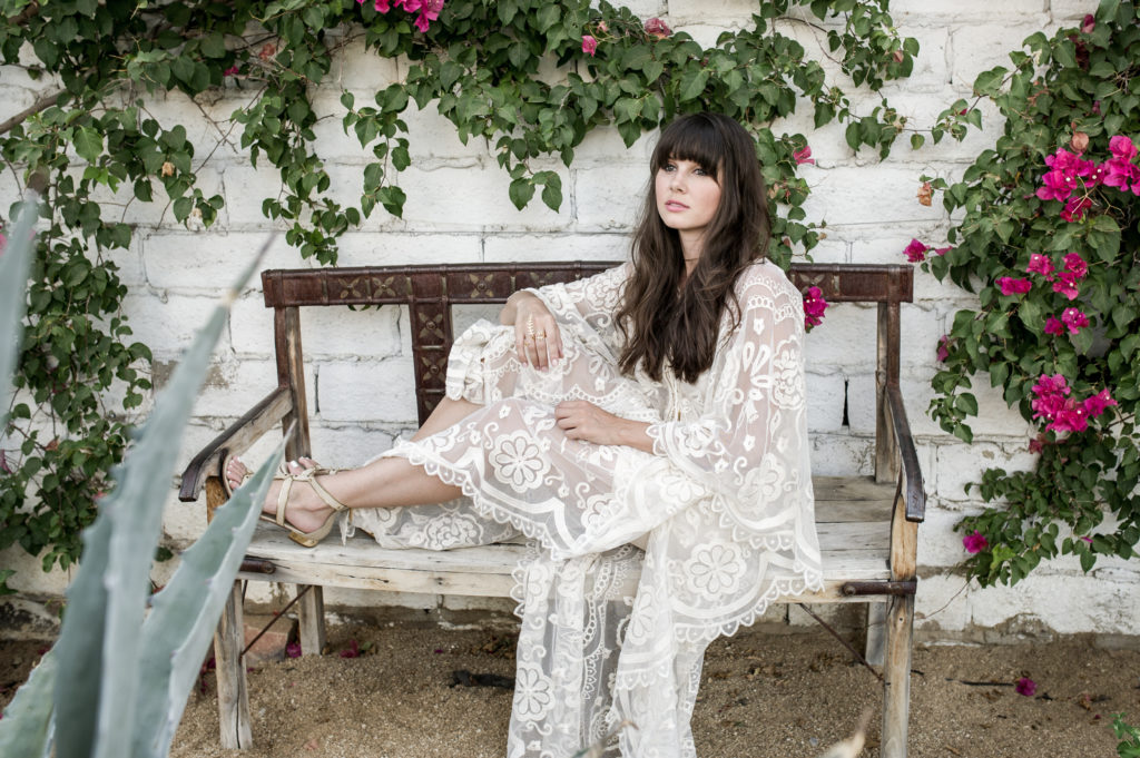 anthropologie white lace caftan palm springs-2