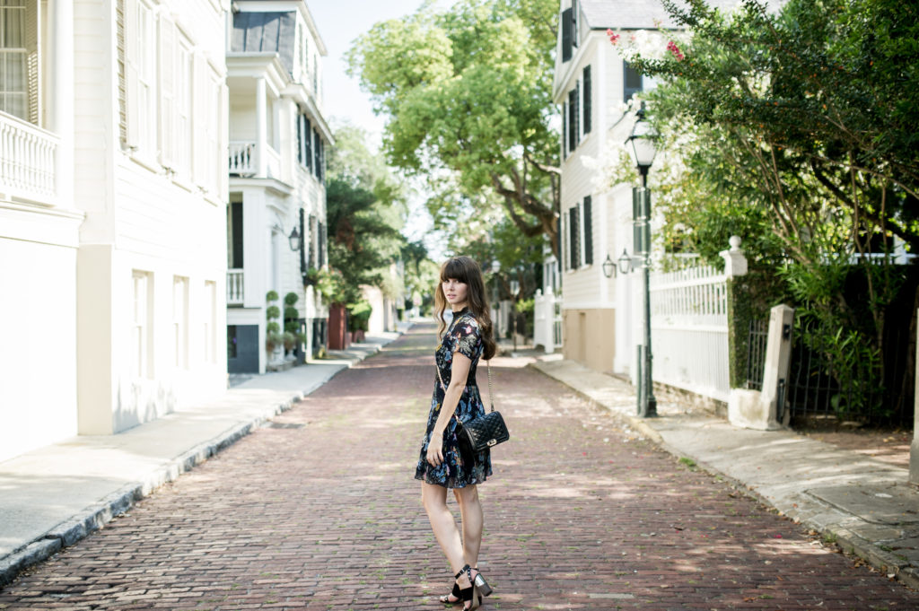 foxiedox dress anthropologie charleston