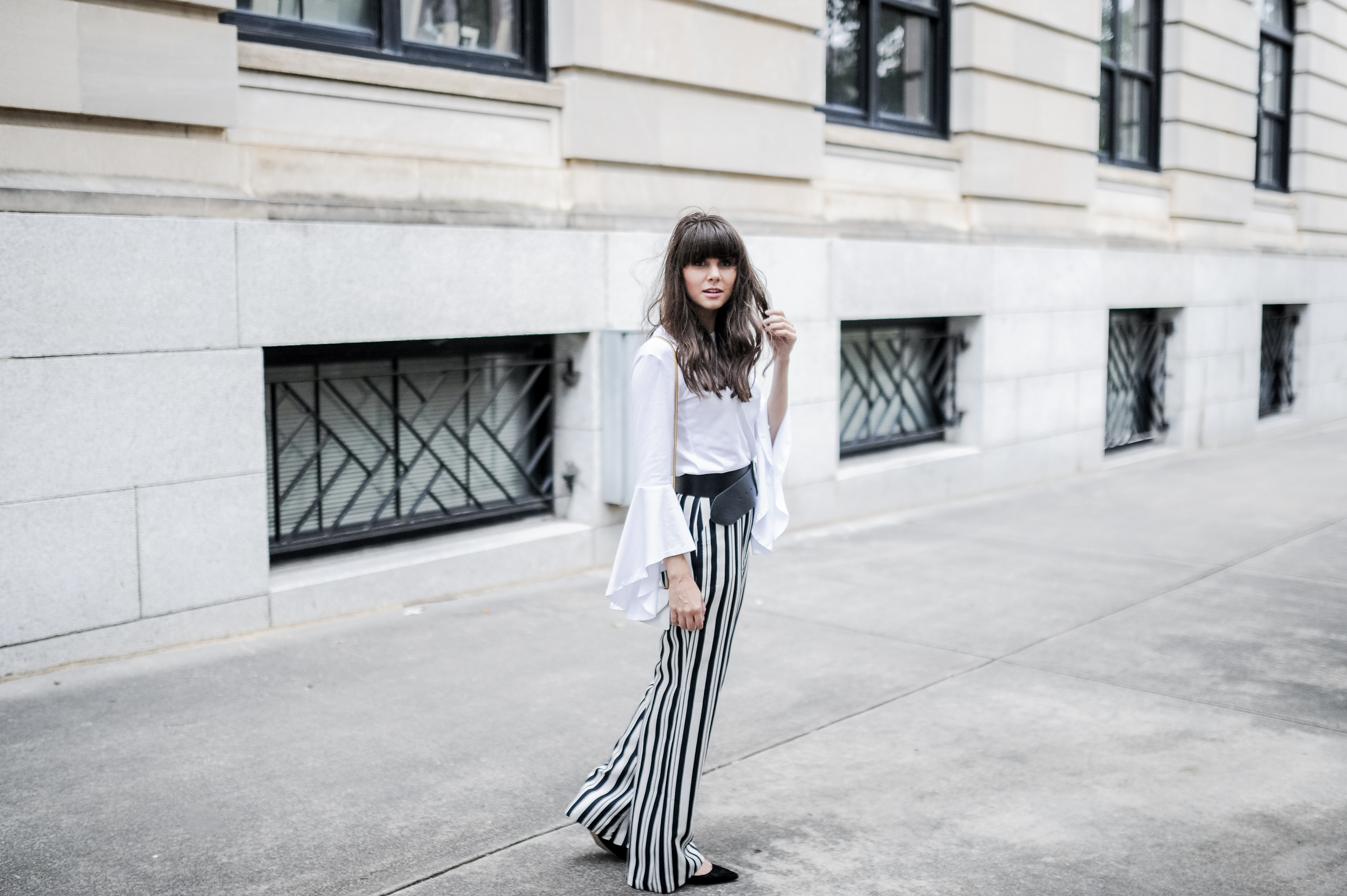 related apparel striped pants zara top-2
