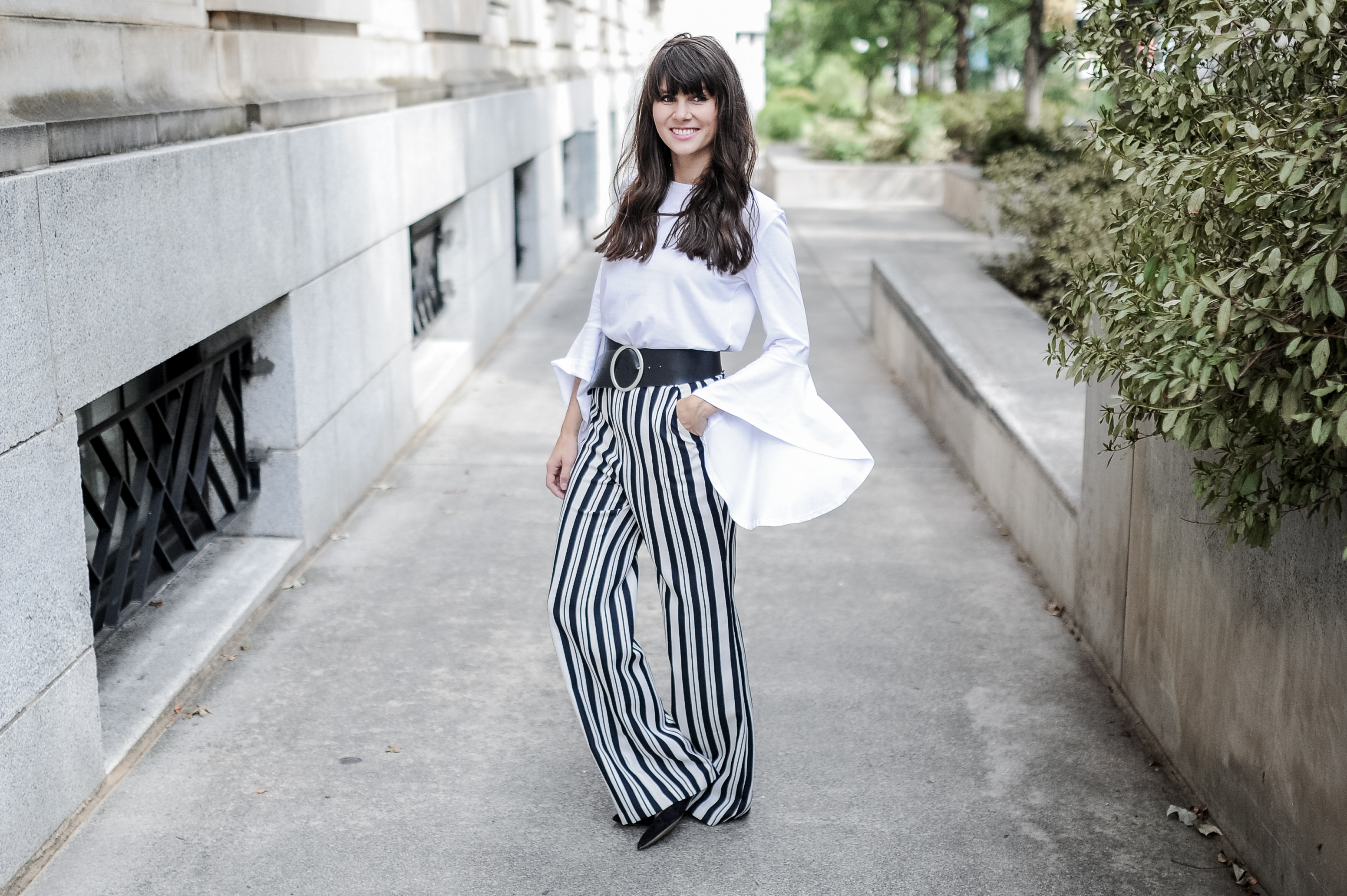 related apparel striped pants zara top-7