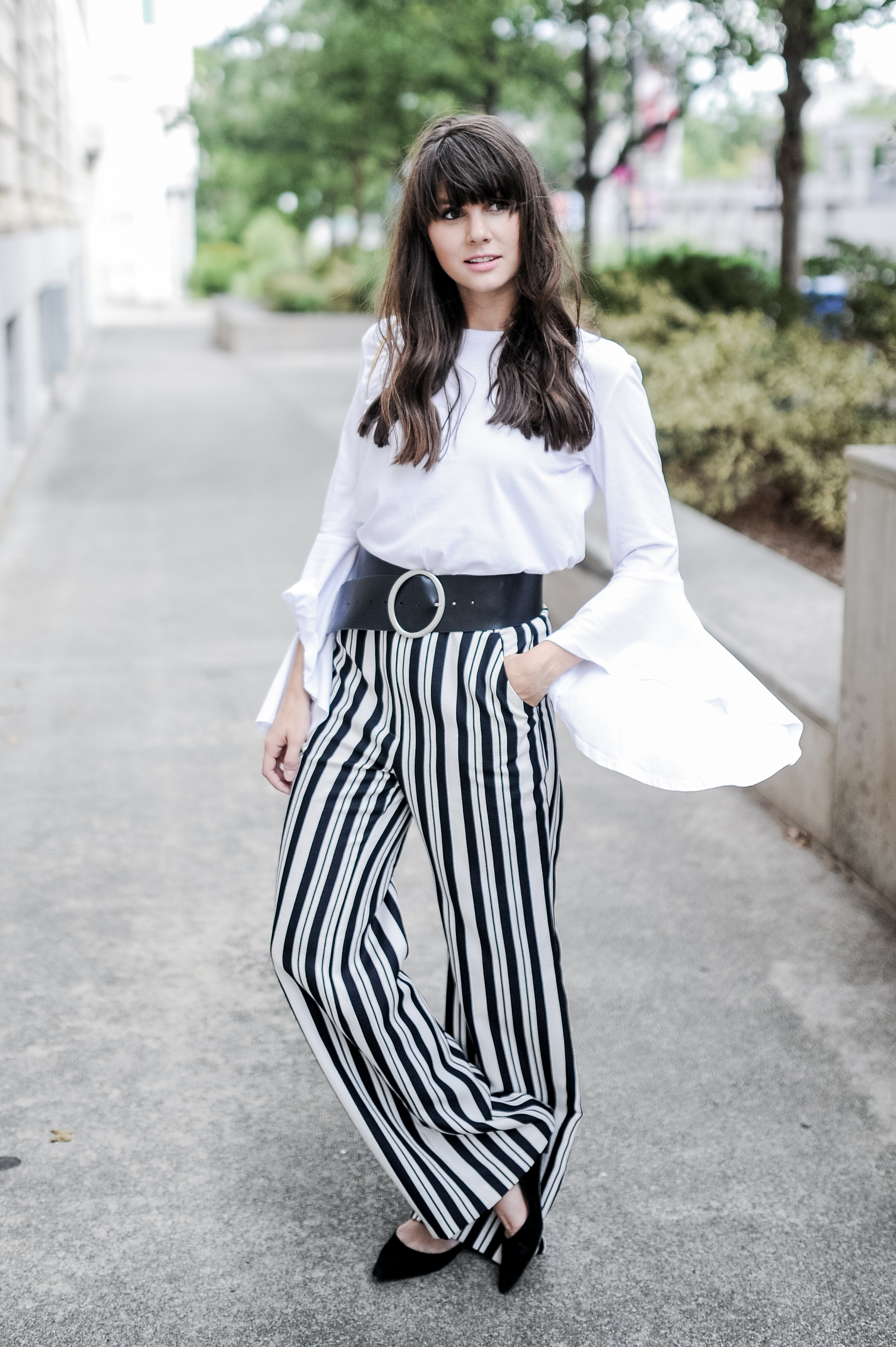 related apparel striped pants zara top-8