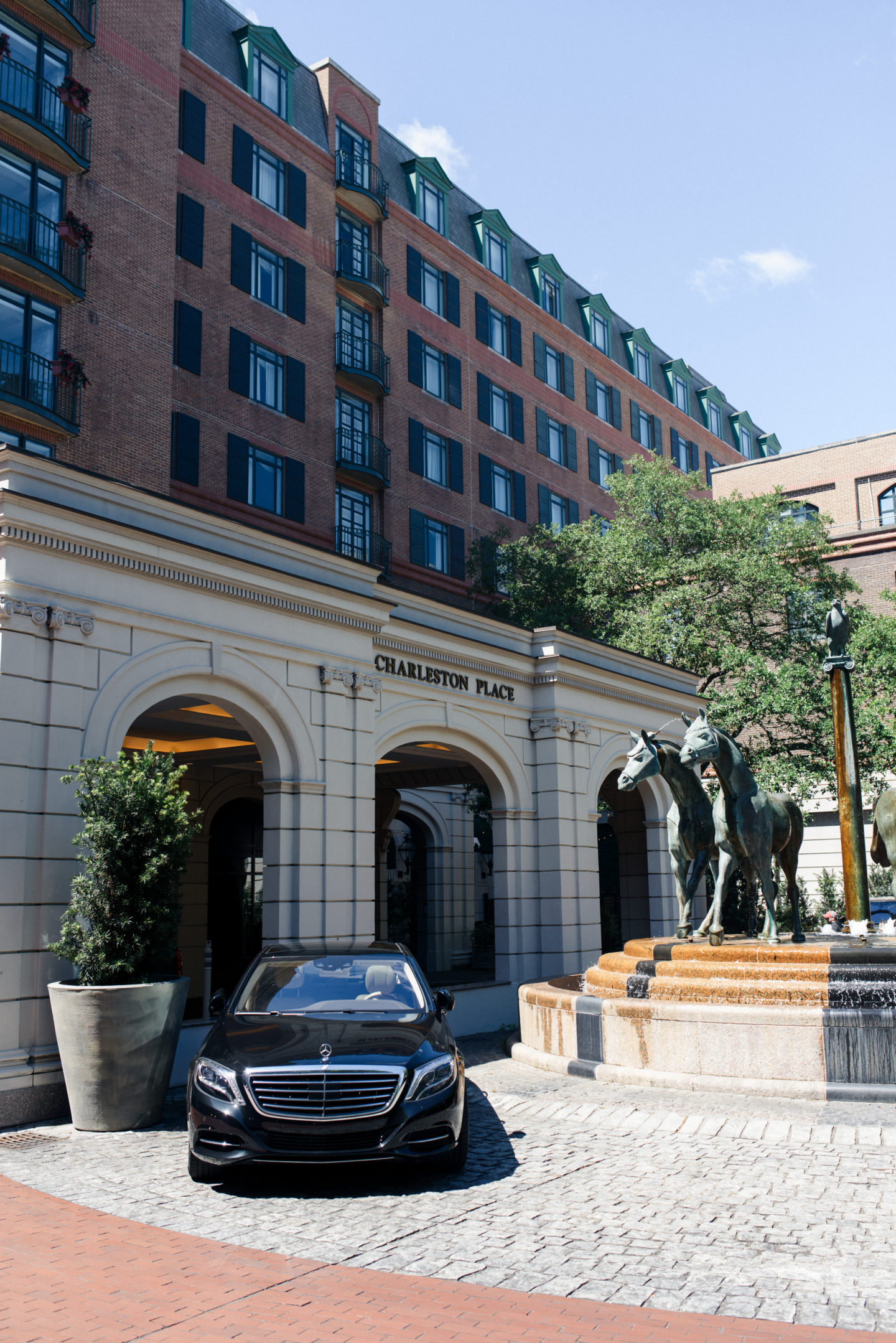 Weekend Getaway: Belmond Charleston Place