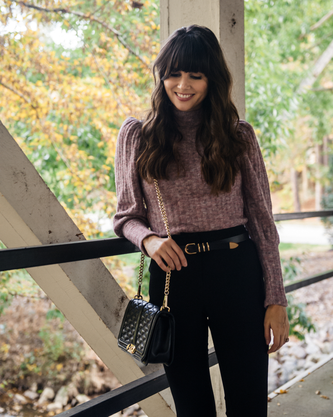 what to wear holiday cozy