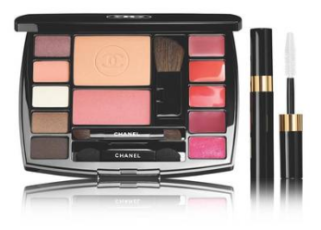 chanel makeup palette for travel