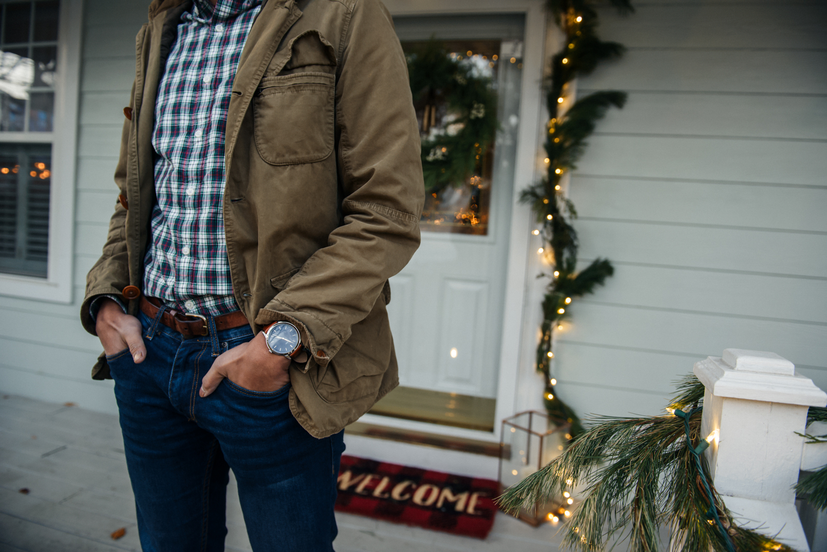 mens preppy winter style