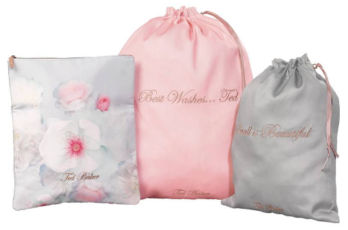 ted baker laundry bags for travel